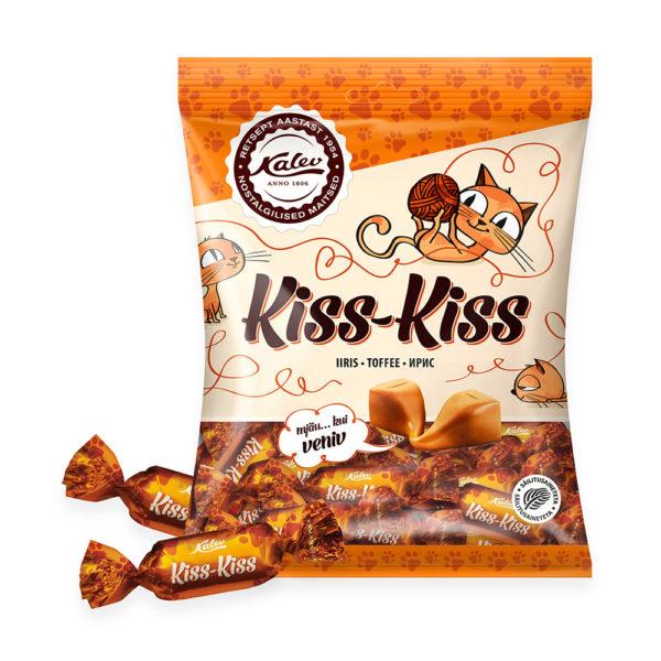 Kiss-Kiss iiris. Kalev