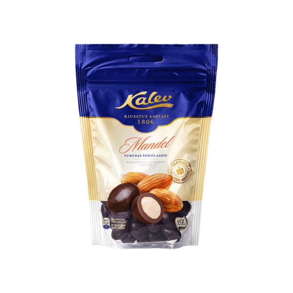 Kalev mandel tumedas šokolaadis