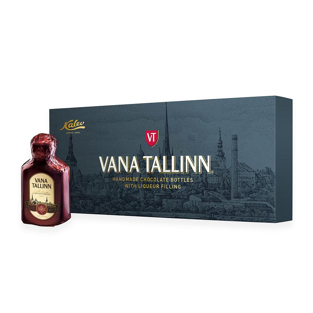 Kalev käsitöökommid. Vana Tallinn liköörikompvek