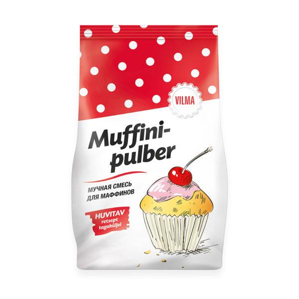 Vilma muffinipulber. Kalev