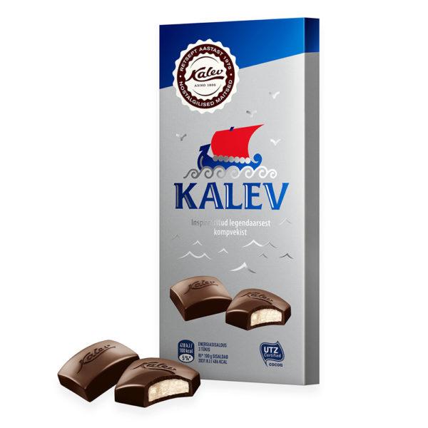 Kalev tume šokolaad täidisega